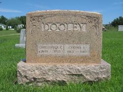 Cynthia Ann <i>Woodson</i> Dooley