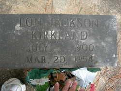 Lon Jackson Kirkland