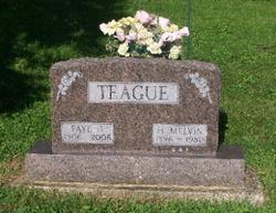 Faye J. <i>Stickle</i> Teague