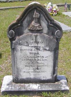 Georgia Ann Eliza <i>Bryan</i> Black