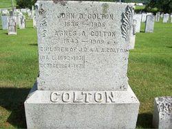 Agnes A. <i>Hill</i> Colton