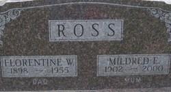 Mildred E. <i>Thomas</i> Ross