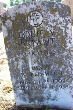 Louie V. Bryant