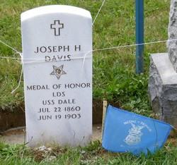 Joseph H Davis
