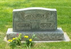 Albin C Benson
