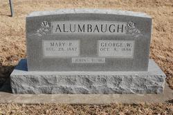 Mary Paralee <i>Oliphant Perkins</i> Alumbaugh