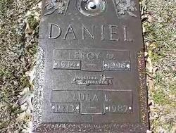 Leroy O Daniel