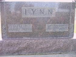 Julia Dot <i>Hatch</i> Lynn