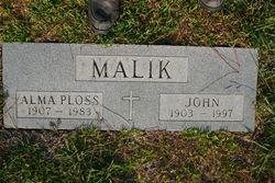 Alma <i>Ploss</i> Malik