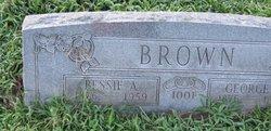 Bessie A Brown