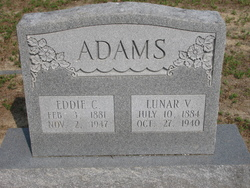 Lunar <i>Vaughn</i> Adams