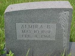 Almira B Ally <i>Bailey</i> Allen