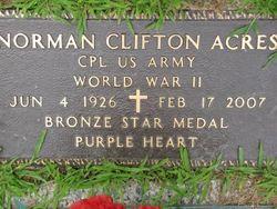 Norman Clifton Acres
