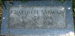 Charlotte Sapaugh