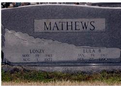 Lula B. <i>Plunkett</i> Mathews