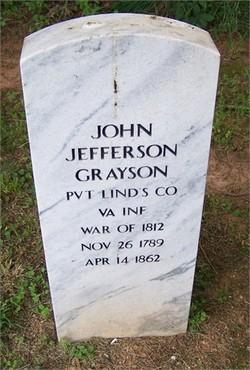John Jefferson Grayson