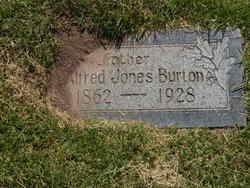 Alfred Jones Burton