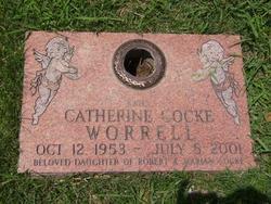 Catherine Elizabeth Katey <i>Cocke</i> Worrell