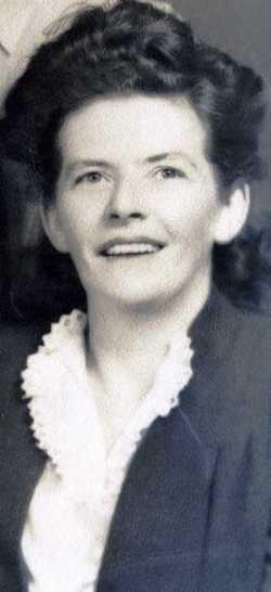 Mary Bertha Agnes <i>McClean</i> Germon
