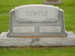 Emily Estella <i>Tosh</i> Semple