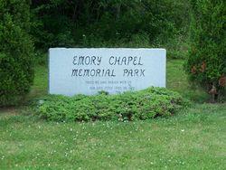 Emory Chapel Memorial Park