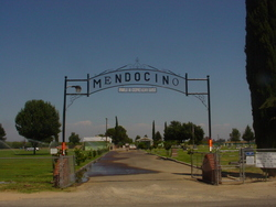 Mendocino Cemetery