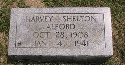 Harvey Shelton Alford