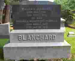 William M Blanchard
