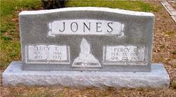 Percy F Jones