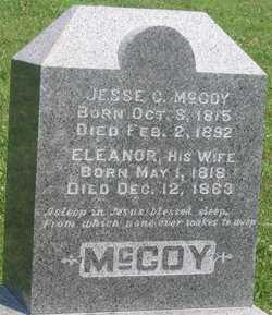 Jesse C McCoy