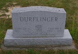 Taylor F Durflinger
