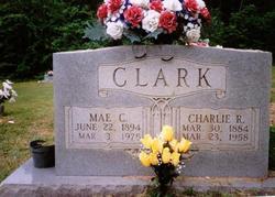 Coral Mae <i>Coffey</i> Clark