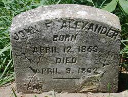 John Ferry Alexander