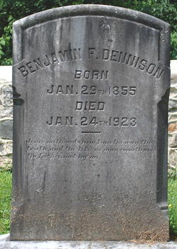 Benjamin F Dennison