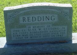 Alva W Redding, Jr