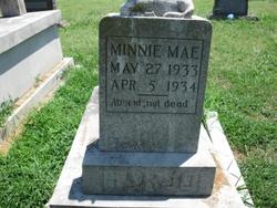 Minnie Mae Harjo