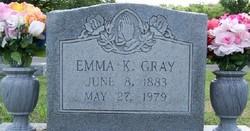 Emma Katherine <i>Norman</i> Gray