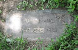 John F Ano