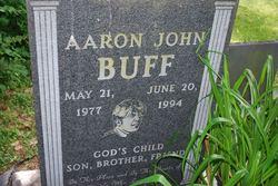 Aaron John Buff