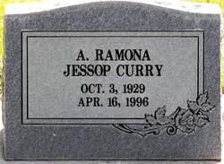 Agnes Ramona <i>Jessop</i> Curry