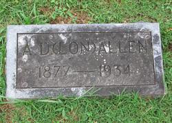 A. D. Lon Allen