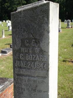 Carrie E. Bozard