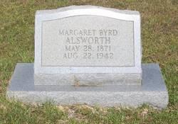 Margaret <i>Byrd</i> Alsworth