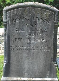 Samuel Denison