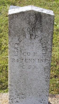 Corp Isaac T. Frazier