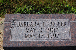 Barbara Louise Bigler