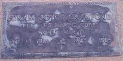 Hiram Joyce Crawford