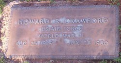 Howard Raymond Crawford