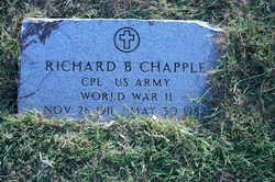 Richard B Chapple