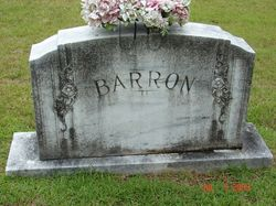 Sally M. <i>Scruggs</i> Barron